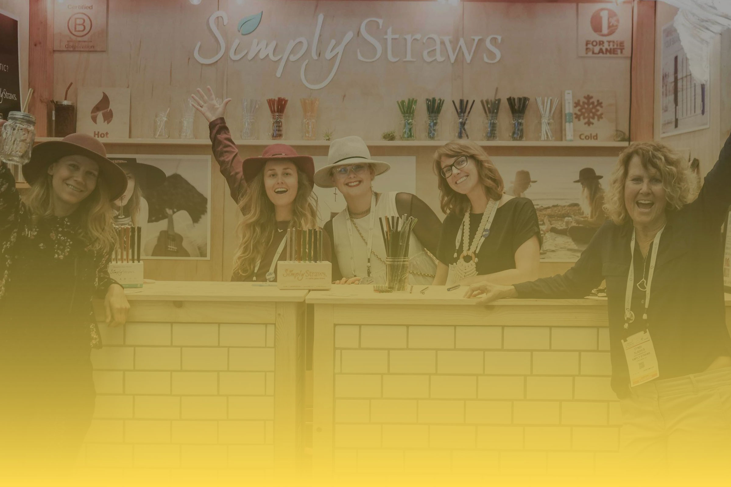 Simply Straws B Corp Best For The World