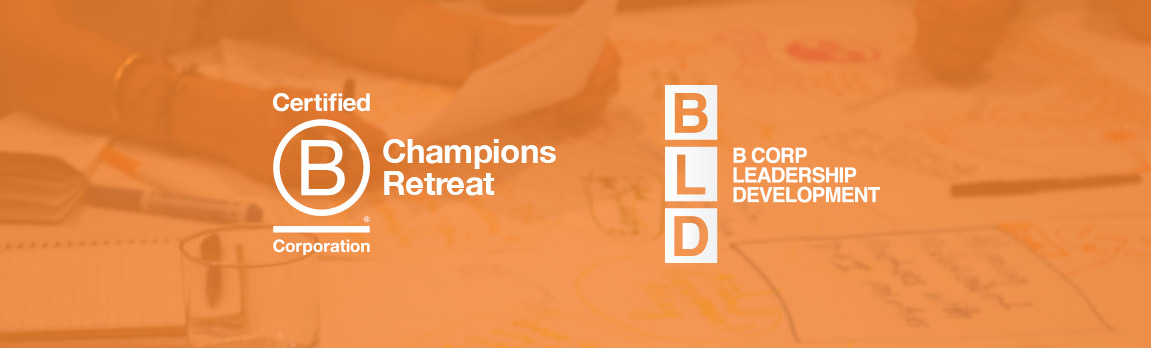 Certified B Corporation Champions Retreat and B Corp Leadership Development
