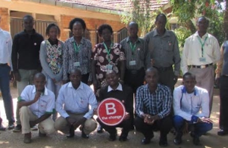The B Lab East Africa Team