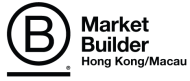 Logo for B Market Builder Hong Kong/Macau