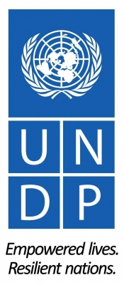 UNDP Empowered lives. Resilient nations. logo