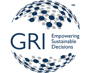 GRI: Empowering Sustainable Decisions logo